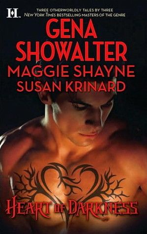 Gena Showalter: Heart of Darkness (Includes: Lords of the Underworld, #4.5)