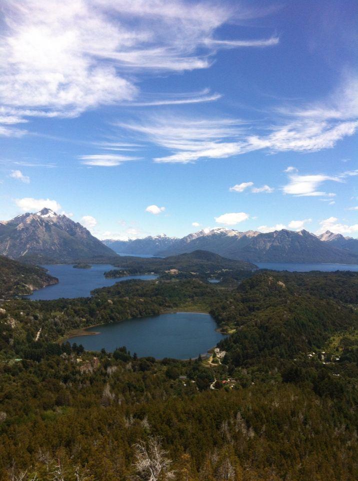 Cerro Campanário - San Carlos de Bariloche