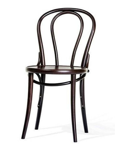 Michael Thonet No 18 Bentwood Side Chair By Ton
