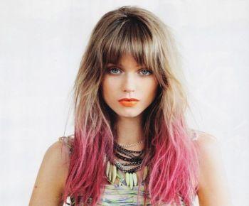 capelli colorati sulle punte - Google 検索