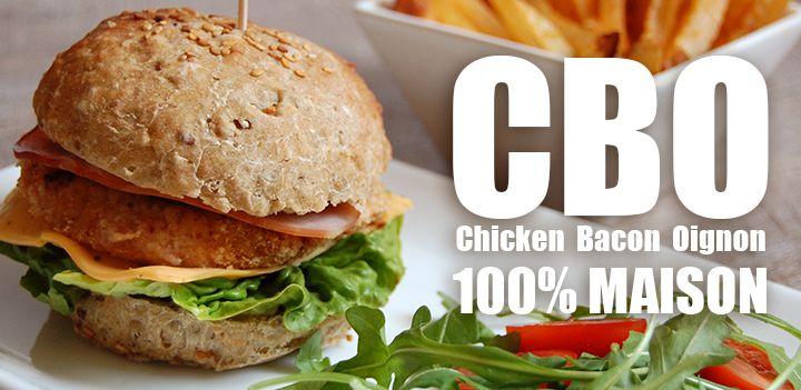 Blog Cuisine & DIY Bordeaux - Bonjour Darling - Anne-Laure: Hamburger CBO 100% Maison