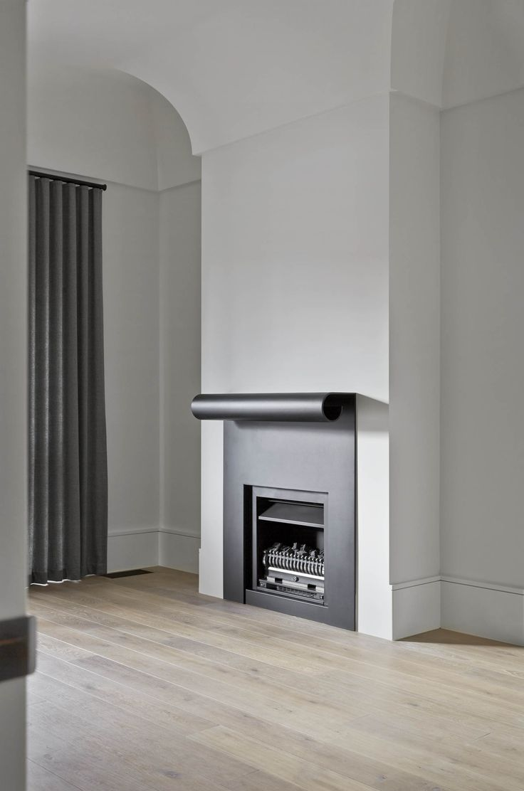 Often the simplest forms are the most challenging to achieve. Ray's precise execution of the B.E Architecture designed fireplace at Winter Street with its thin, continuous curving profile helped the design to win last year's Real Flame Awards.