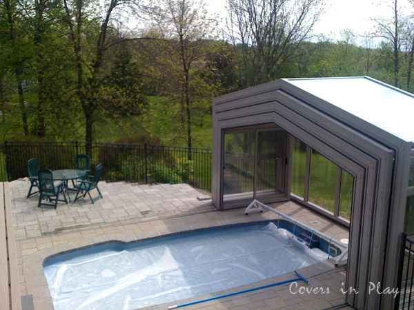 Patio Enclosure is a new type of lightweight architectural pool design. It is ready to satisfy every owner's requirements utilizing new technologies and high level of engineering. Our automatic patio enclosure blanket reduces evaporation and heat loss without any pull out system. Our patio enclosure having unique  features in its design.   http://www.automaticpoolenclosure.com/