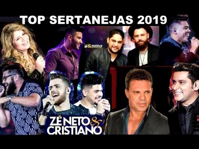 Sertanejas Top 2019 As Melhores Sertanejo As Mais Tocadas So