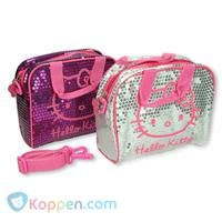 Hello Kitty glittertas -  Koppen.com