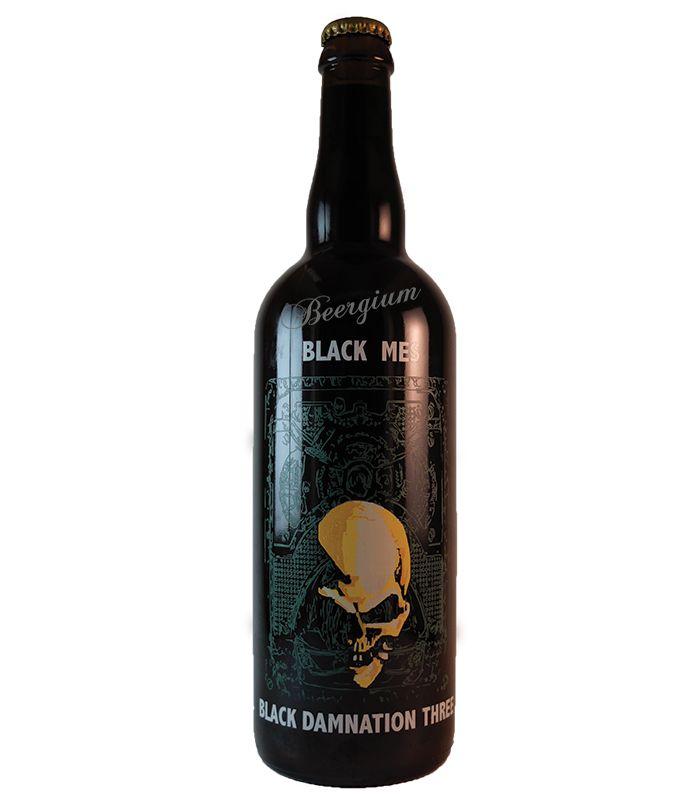 Black Damnation III - Black Mes 13% 75cl De Struise Brouwers / Oostvleteren