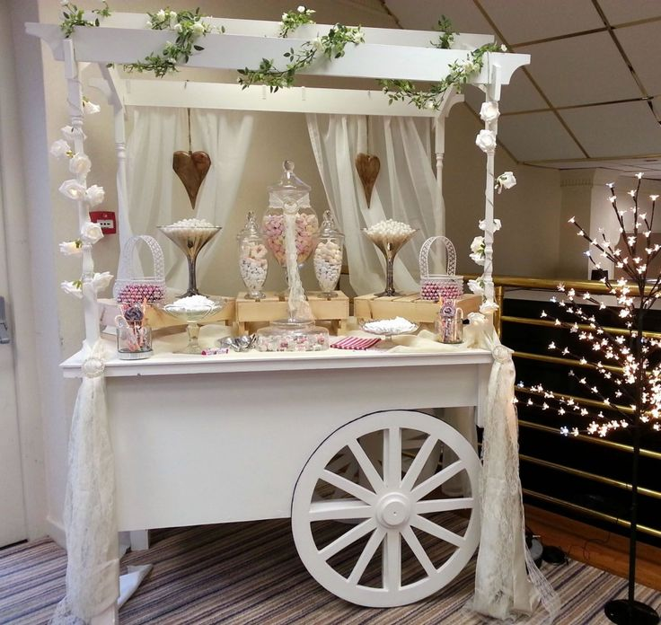 251 Best Images About Candy Carts And Sweet Tables On