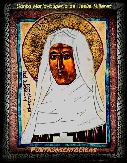 Puntadas marianas: Sueña con fundar una congregación consagrada a la Virgen María