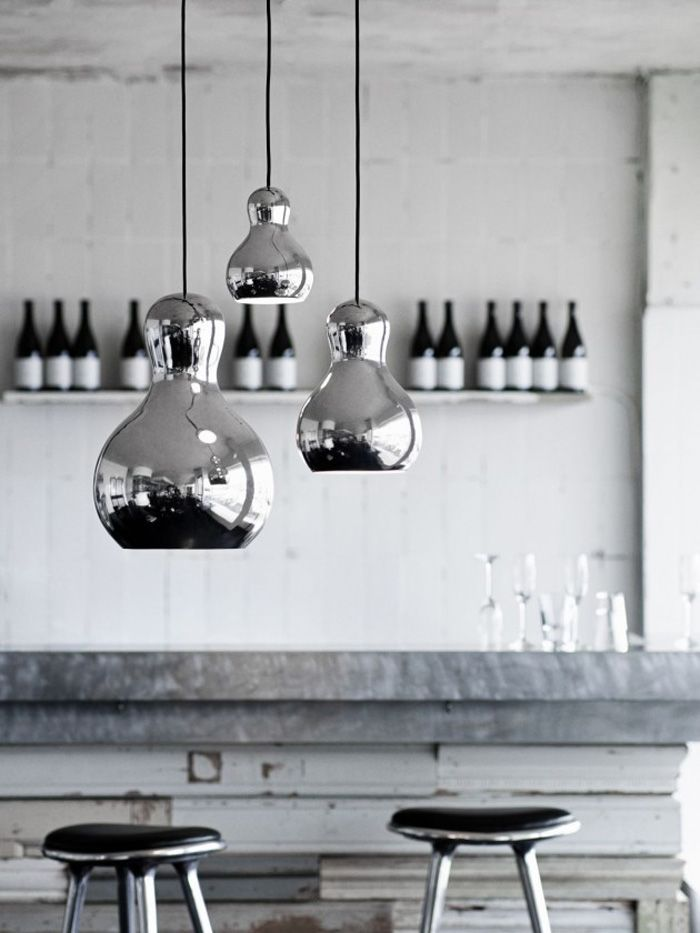 Calabash Pendant Lamp Created By Copenhagen Based Komplot Design For  Lightyears. The Direct Function Of A Lampshade Is To Contain U201cthe Lightu201d  And To Reflect ...
