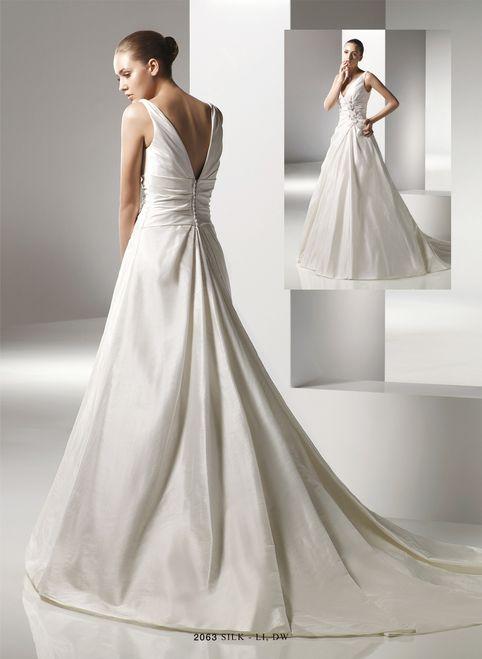 Benjamin Roberts Silk Dress  a/line  Size UK 18