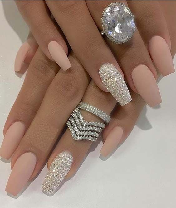 Fabulous designs and ideas of fashionable rings and nail art designs for you to …