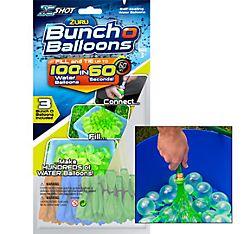 Blue, Green & Orange Bunch O Balloons 105ct