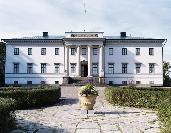 Kungliga Vitterhetsakademien - Kulturfastigheter - Stjernsunds slott