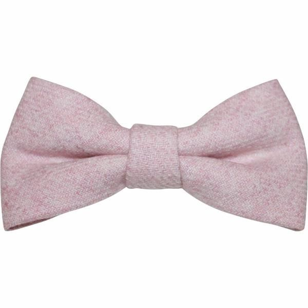 Buy Leah Kids Pink Bow Tie at Dickie Bow for only £6.50