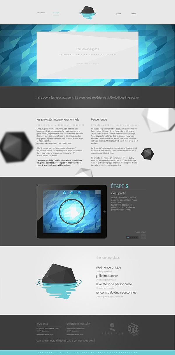 https://www.behance.net/gallery/The-Looking-Glass/9912687?