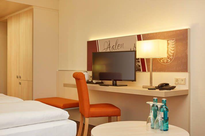 Komfort Zimmer - RAMADA Hotel Limes Thermen Aalen