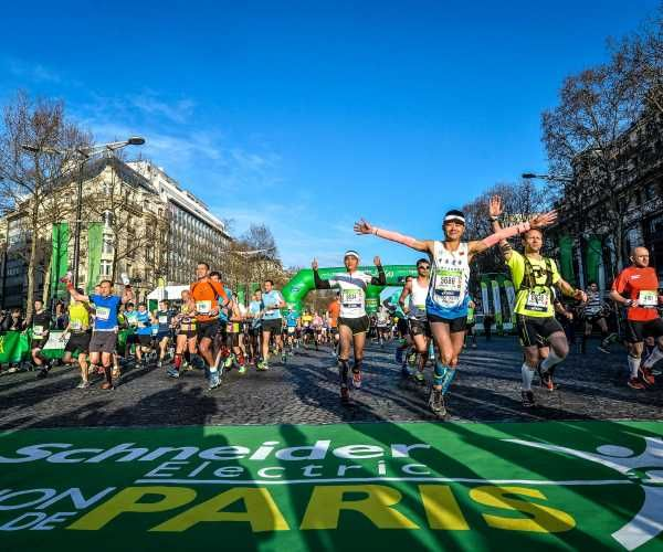 Schneider Electric Marathon de Paris