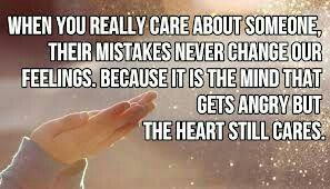 But sometimes their mistakes are too painful to handle....