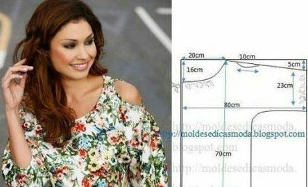 1 sewing ideas patern blouse diy tutorial coser blusa patron how to como