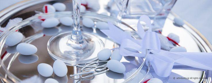 #artindustrygr #GoldfishWedding #wedding #syros #WeddingDecoration #crowns