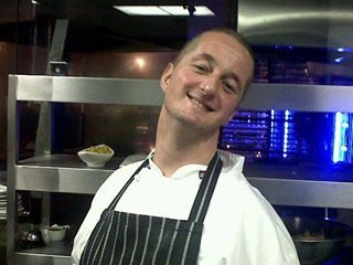 Karibu Restaurant ~ South African Dining ~ Cape Town Waterfront RSA ~ Our Chefs ~ John!