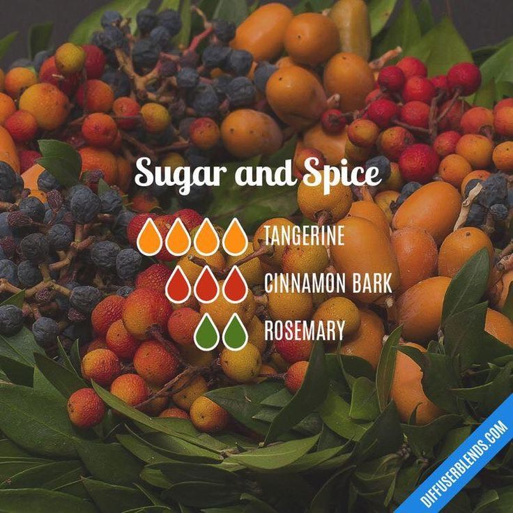 sugar and spice blend