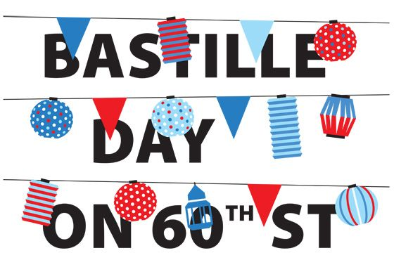 Bastille Day on 60th Street, New York City | Sunday, July 15, 2012, from 12–5pm | French Institute Alliance Française NYC