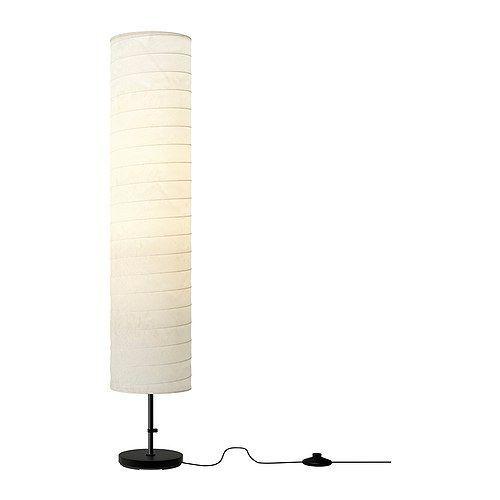 HOLMÖ floor lamp via IKEA