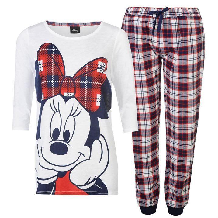 Naisten Disney Minni Hiiri pyjama