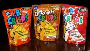 pb crisp by planters - Oh man, I loved these from the 90's !!