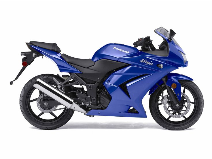 ★ The fact that I have 2 pass the BRC 4 a 150cc Reverse Trike, that just makes me want 2 get a 2-wheeler motorcycle in the long run! [2009 Kawasaki Ninja 250 R] ✮