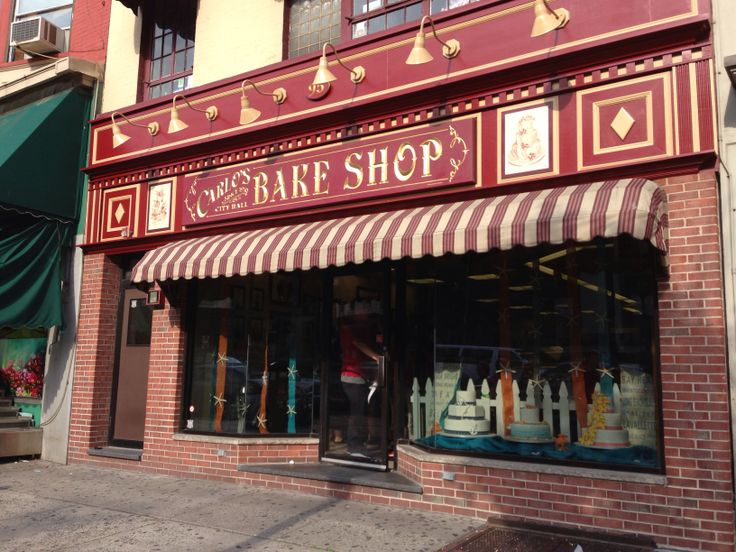 Carlos Bakery Hoboken, NJ Very neat to see Carlos Bakery! Long line, but fun and oh so delicious!
