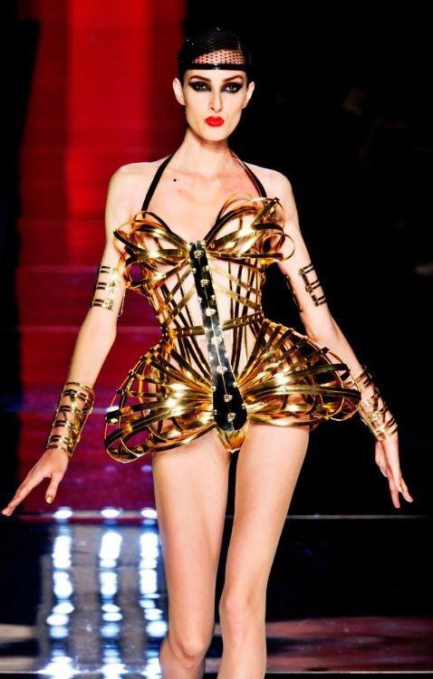 Jean Paul Gaultier - Underwear as Outerwear