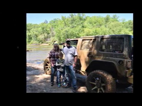 JEEP FUN ON THE CAHABA RIVER 2017
