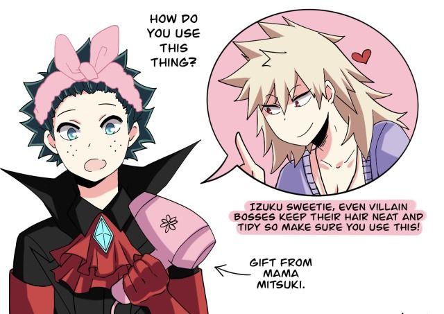 What Is Mitsuki Bakugo Quirk