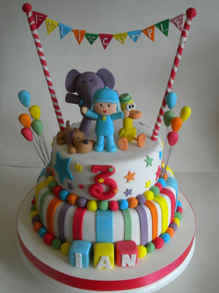 pocoyo torte - Cerca con Google