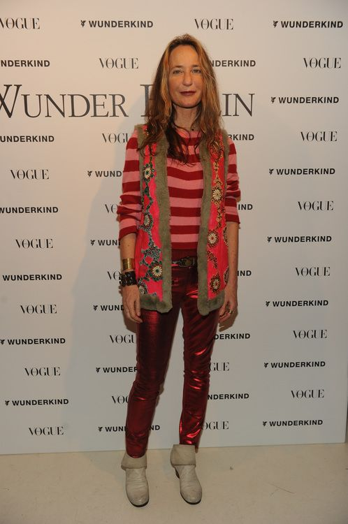 #MFW -  WUNDER BERLIND Wunderkind with Vogue Italia omaggio fashion a Berlino #UbertaZambeletti