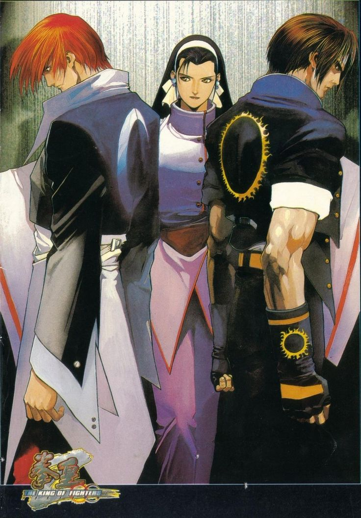 King Of Fighters Iori Yagami Fresh New Hd Wallpaper [Your Popular HD Wallpaper] #ID60444 (shared via SlingPic)