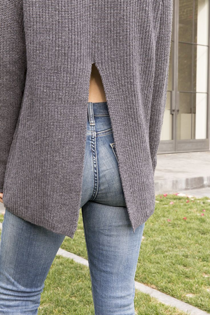 """Denim is so versatile and therefore a huge part of my wardrobe,"" says designer Jenni Kayne. Shop Gap jeans at gap.com."