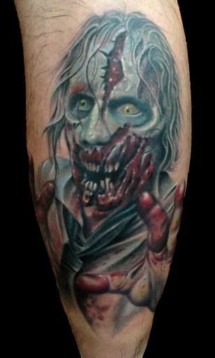 Zombie Little Girl Tattoo 17 Best images about t...