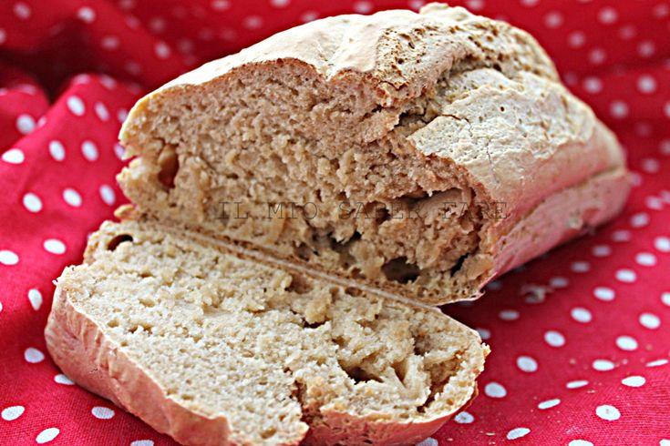 Pane fatto in casa alla birra veloce senza lievitazione  il mio saper fare
