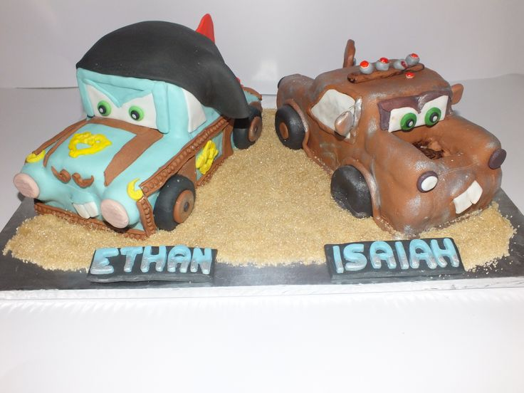 Mater Cakes (Materdor & Broken Mater)