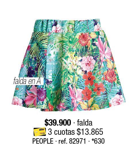 plu 82971-Falda