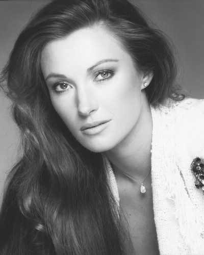 Jane Seymour...This is who everyone said Phyllis looked like when she was younger.