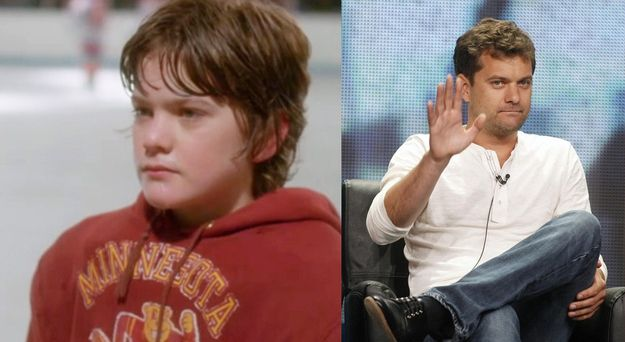 "Charlie Conway — Joshua Jackson | ""The Mighty Ducks"": Where Are They Now?"