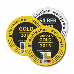 Griechischer Weinpreis 2013  / 2014 www.griechischerweinpreis.de