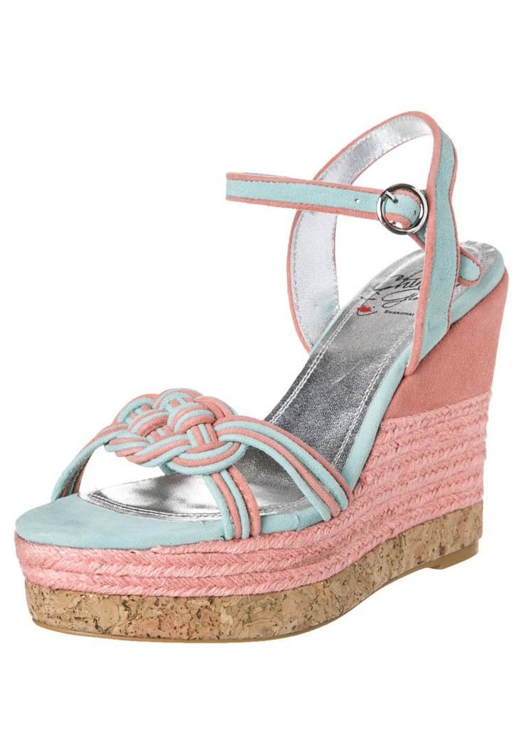 China Girl - PANDORA - Sandaletter - Ljusrosa