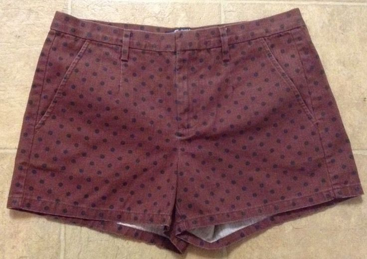Madewell Womens Polka Dot Shorts Sz 2 / c in Clothing, Shoes & Accessories, Women's Clothing, Shorts | eBay