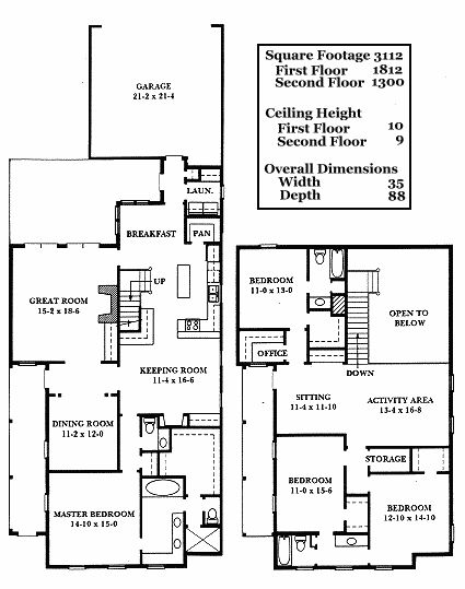 1000 Images About Architectural Plans On Pinterest Bill