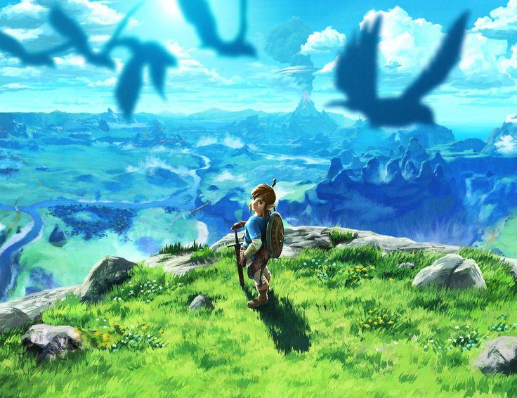 Zelda BotW gets German GamePro's second ever highest score EDGE gives it a 10/10